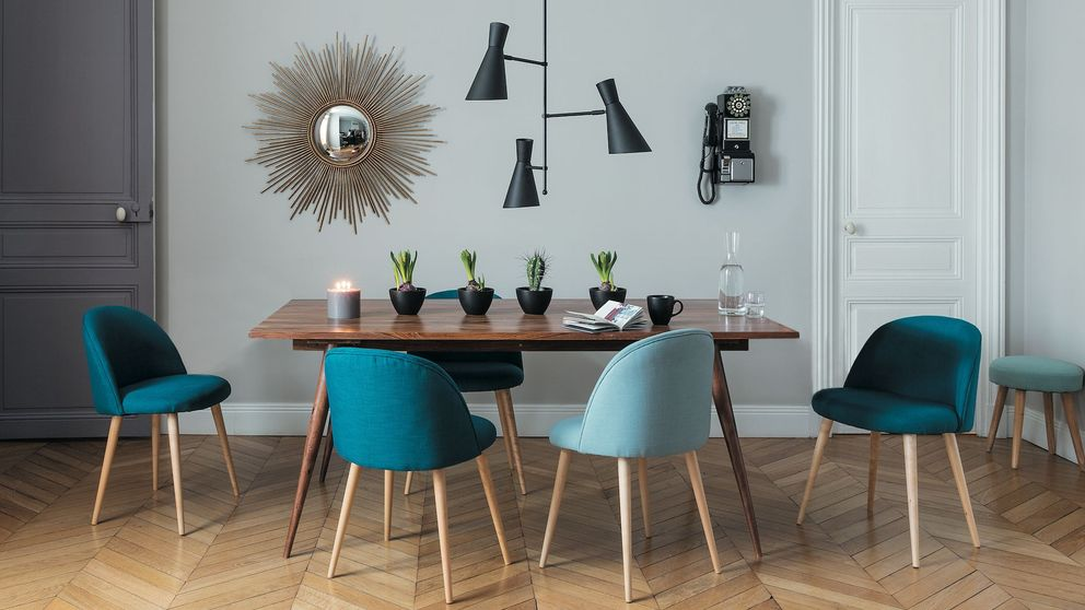 La casa azul: ideas decorativas para dar a tu hogar un toque fresco