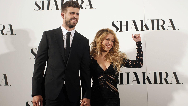Shakira y Piqué en 2014 (Gtres)