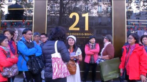 Atracan a un grupo de 40 turistas chinos en París