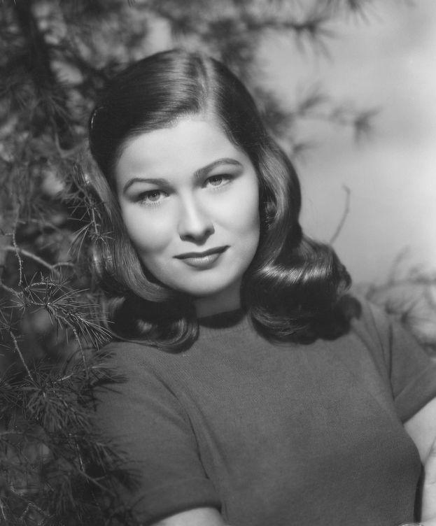 Foto: Nancy Olson, en un retrato de finales de los años 40. (Cordon Press)