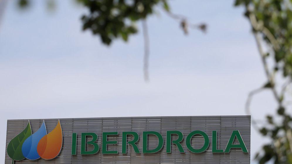 Foto: Logotipo de Iberdrola (Reuters)