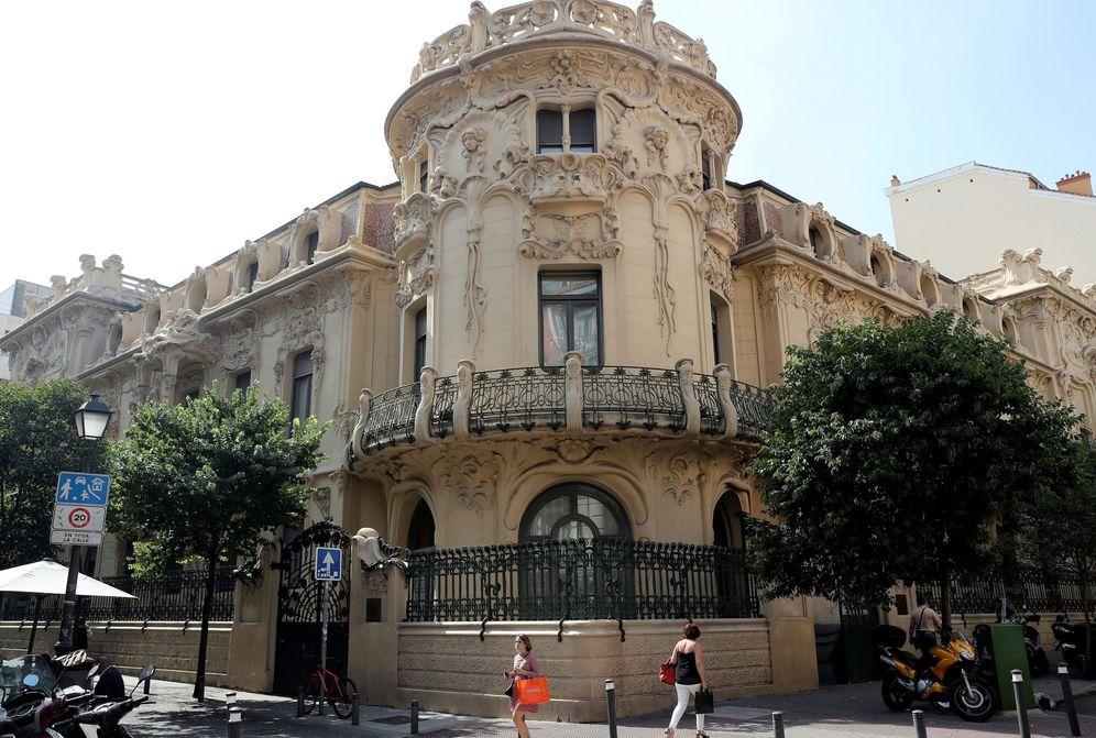 Foto: Sede de la SGAE en Madrid (EFE))