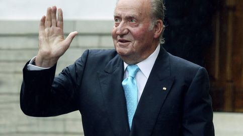 Admiración: la imagen inédita del rey Juan Carlos en la boda de Inés de Borbón-Dos Sicilias