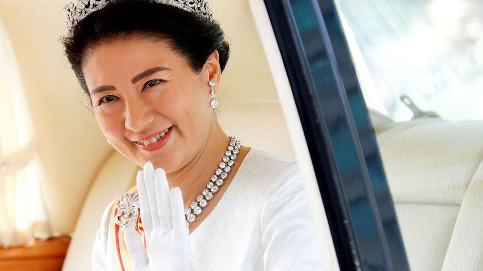 Masako estrena las joyas de emperatriz: todos los detalles de su 'nueva' tiara