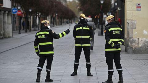 Los contagiados suben a 8.744 en España, un incremento de 1.000 casos en 24 horas