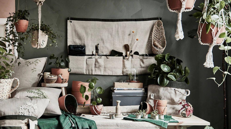 Ikea te invita a llenarte de tierra con su colección de jardinería de edición limitada