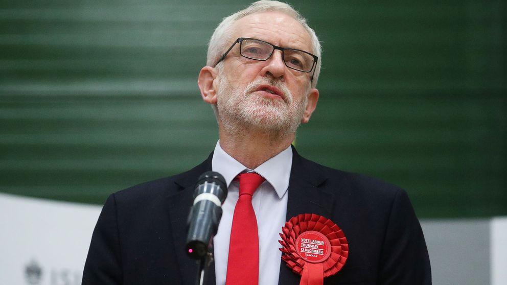 Corbyn abre la puerta a la dimisión y anuncia que no volverá a ser candidato laborista