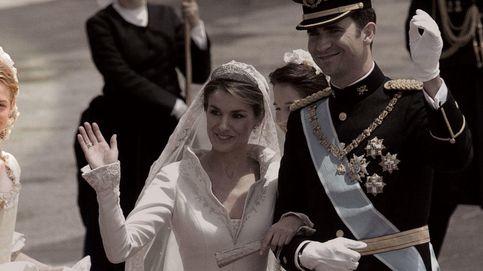Se casa Ana Codorniú, la joven que llevó la cola a Letizia en su boda