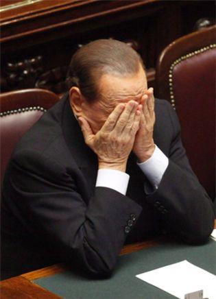 Foto: Silvio Berlusconi, condenado a 4 años de prisión por fraude fiscal en el caso Mediaset