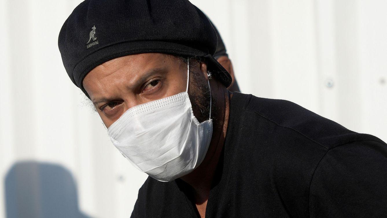 El drama de Ronaldinho: muere su madre a causa del coronavirus