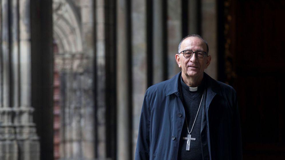 Foto: El arzobispo de Barcelona y presidente de la Conferencia Episcopal, el cardenal Juan José Omella. (EFE)