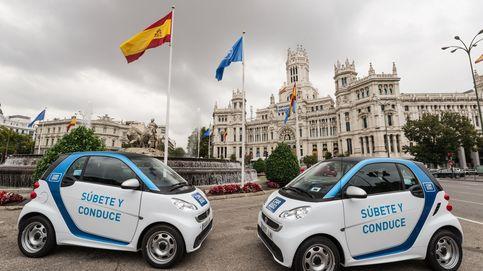 El alquiler de coches por minutos llega a Madrid con car2go