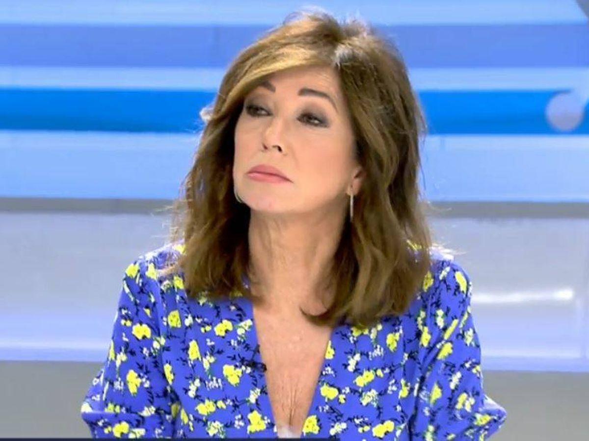 Foto: Ana Rosa Quintana. (Mediaset España)