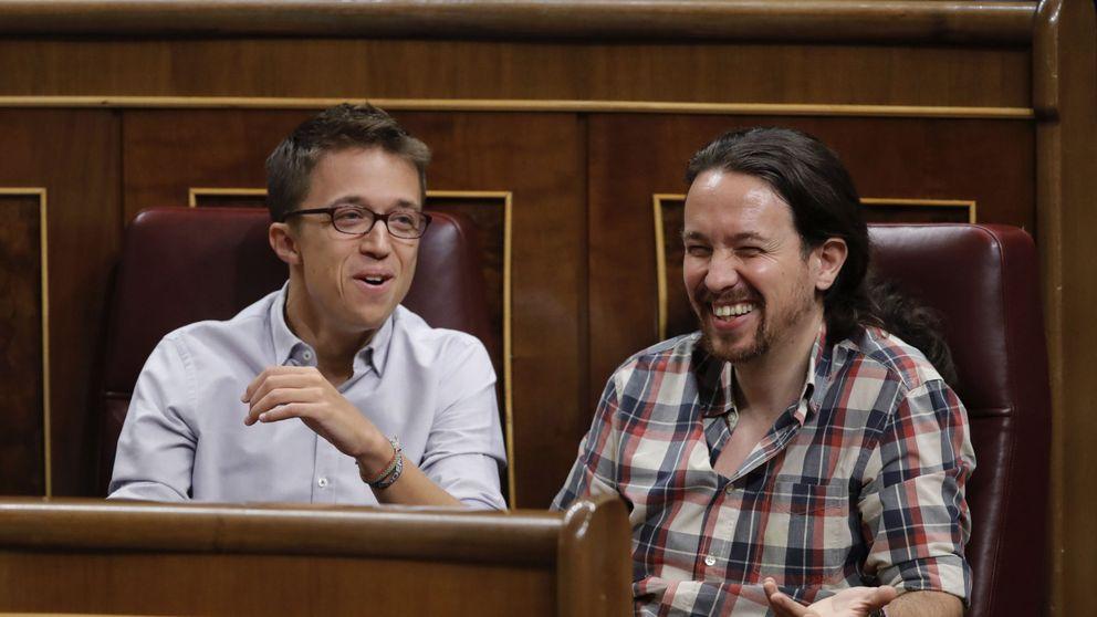 Iglesias y Errejón intentan rebajar la tensión con un Podemos para todas