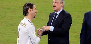Post de Los tiros del Real Madrid para capear el ERTE y la crisis económica del coronavirus