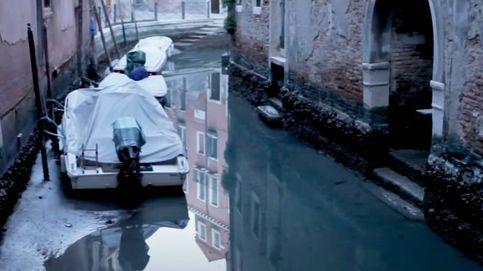 Venecia se queda sin agua: ¿por qué los canales están secos?