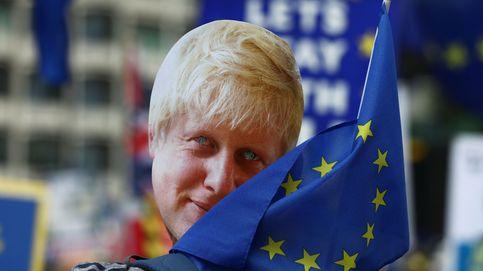 Huracán Boris: los modales del nuevo primer ministro pulverizan la etiqueta británica