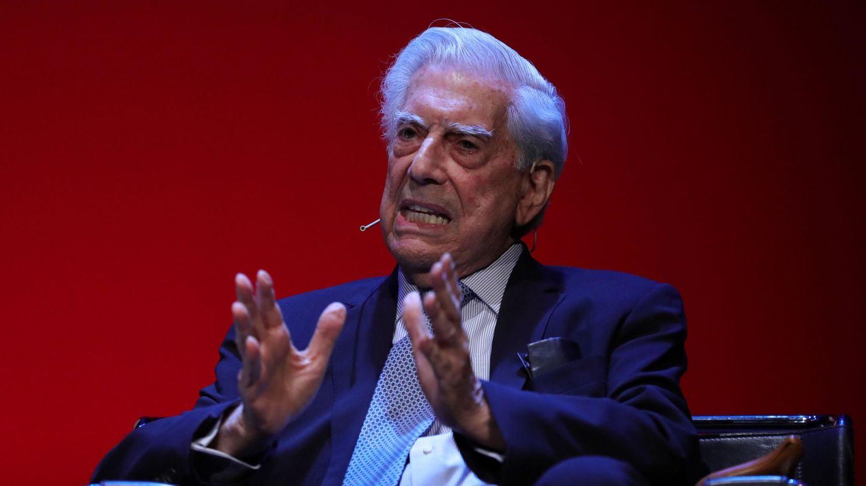 Mario Vargas Llosa. (EFE)