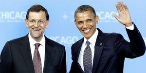 Rajoy, Merkel, Hollande y Monti citan a Obama el lunes para analizar los resultados
