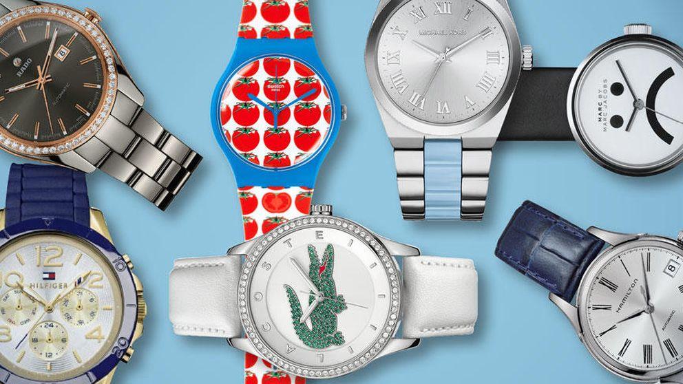 28 relojes perfectos para cambiar de hora