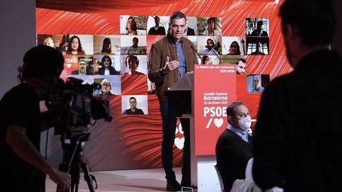 Sánchez lanza a Illa en BCN: Se puede aplazar el cambio, pero no impedirlo