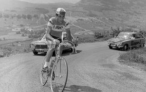 20 años del último adiós de Luis Ocaña, el héroe trágico del ciclismo