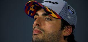 Post de Carlos Sainz ya sabe la que le espera: sudar la gota gorda desde el fondo de la parrilla