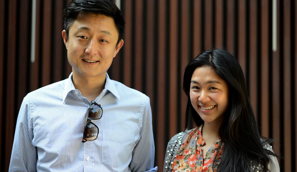 Foto: Yan Zhang y Natasia Guo, fundadores de Yetang.