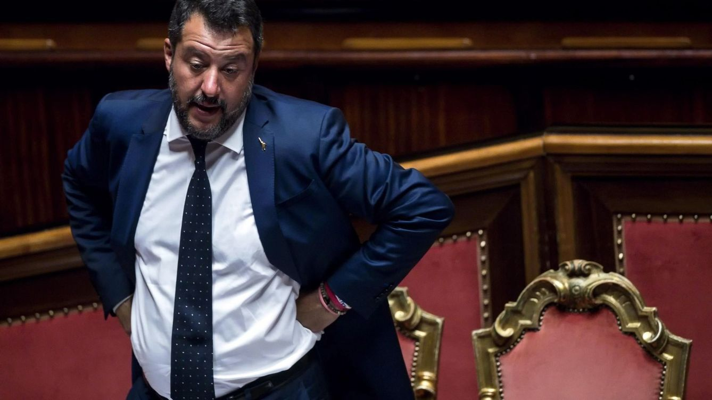 Salvini, decidido a dinamitar el gobierno: Le ha tomado el pelo a los italianos