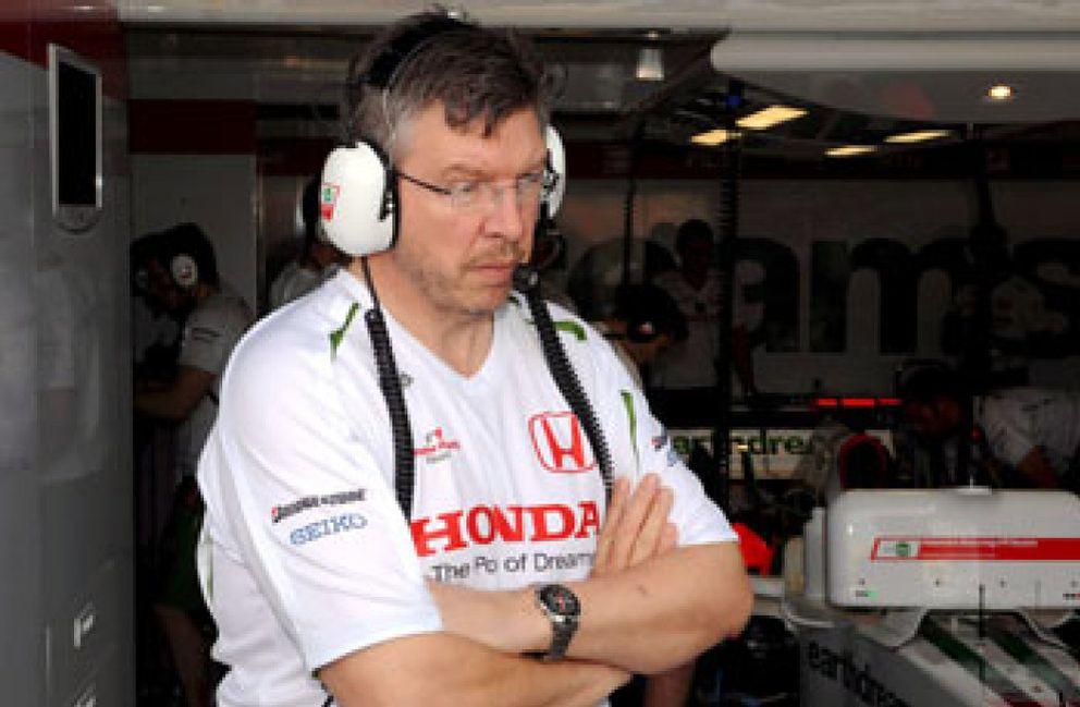 Honda anuncia la venta de su equipo de Fórmula 1 al británico Ross Brawn