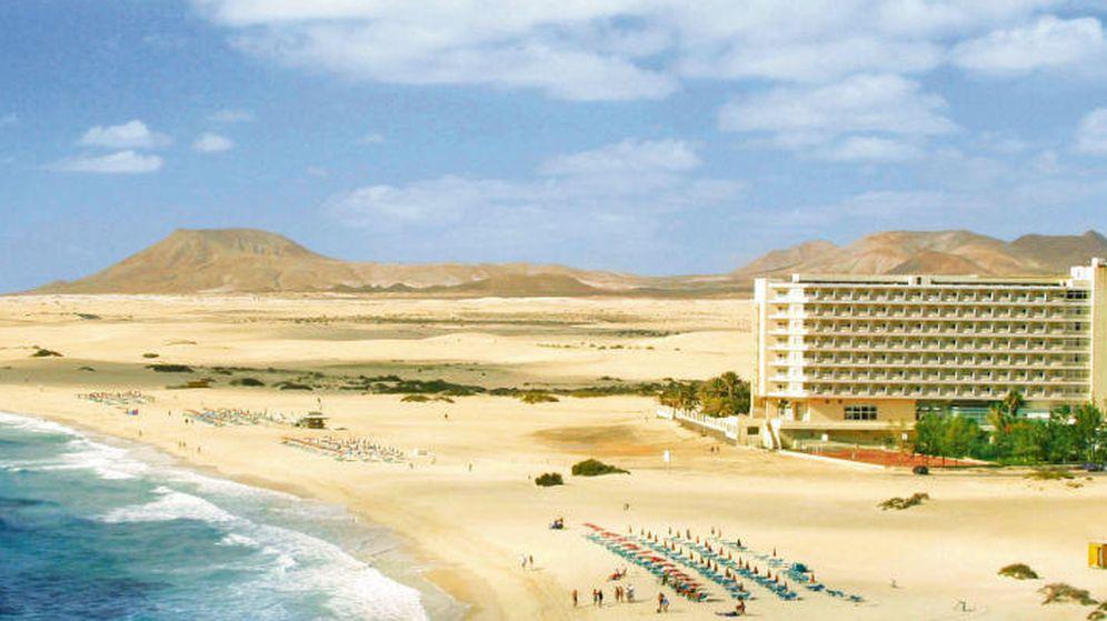 Foto: Hotel de Riu en Fuerteventura que podrá renovar su concesión. (Web de Riu)