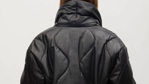 Original, de piel y supertrendy, así es la chaqueta de Mango que debes comprar
