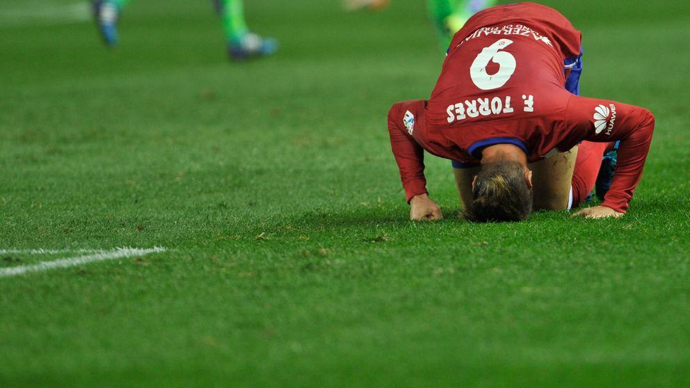Fernando Torres y su particular búsqueda de la precisión perdida
