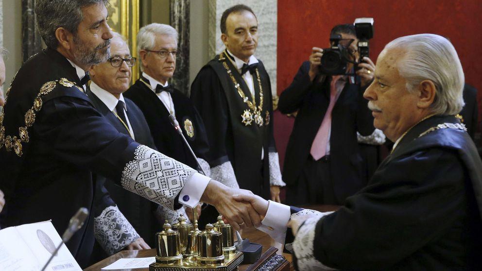 Luis Navajas se hará cargo de la Fiscalía General hasta el relevo de Maza