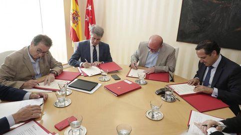 Madrid riega con 1,2 M a sindicatos y patronal en año electoral tras 6 de sequía