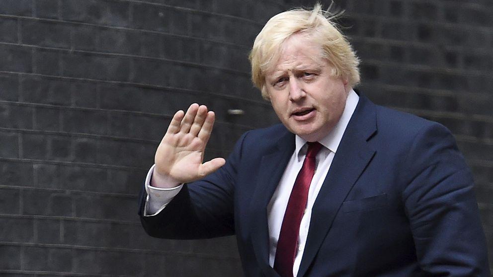 Johnson, Rudd... Los ministros del Gobierno de Theresa May