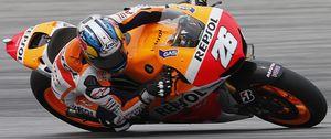 Foto: Pedrosa se queja del circuito de Austin: Es difícil adaptar la moto a unas curvas tan raras