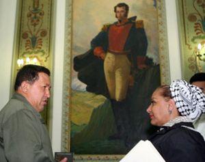 Chávez se reunirá con un enviado de las FARC el 8 de octubre
