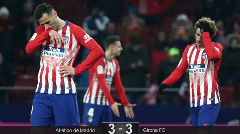 La inédita defensa blandita del Atlético de Simeone que le condenó
