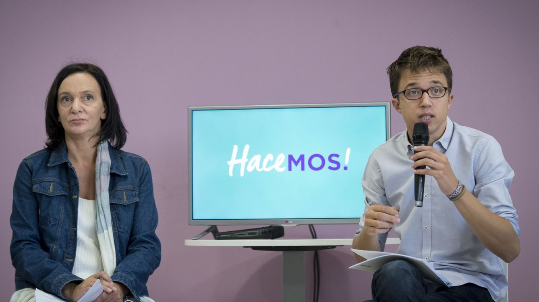 De Bescansa a Llamazares y exdiputados, los políticos que se ofrecen a Íñigo Errejón