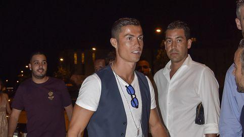 Cristiano Ronaldo, de cena con amigos tras el nacimiento de Alana Martina