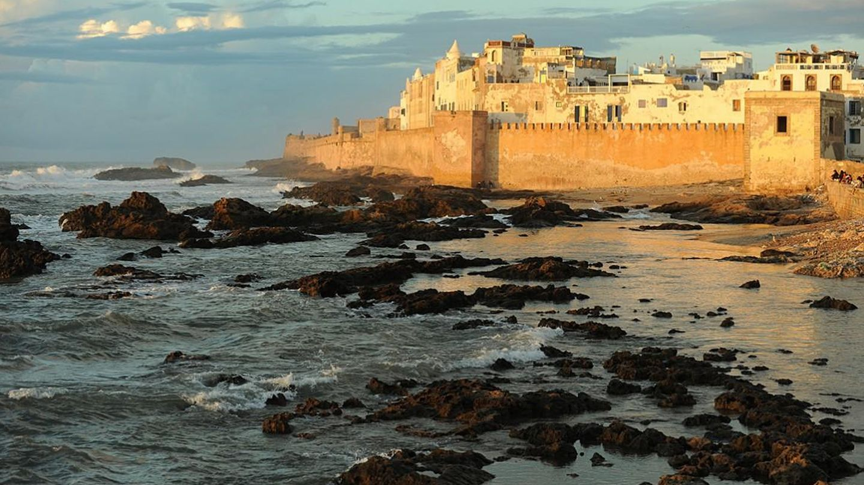 Essaouira, la ciudad fortificada del viento y las gaviotas