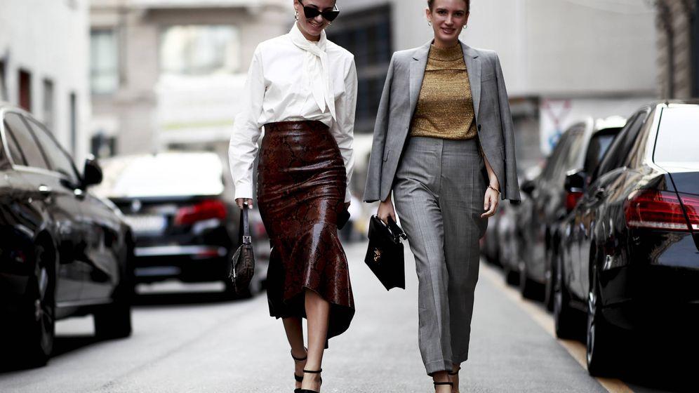 Foto: Te chivamos las reglas que siguen las que más saben de moda. (Imaxtree)