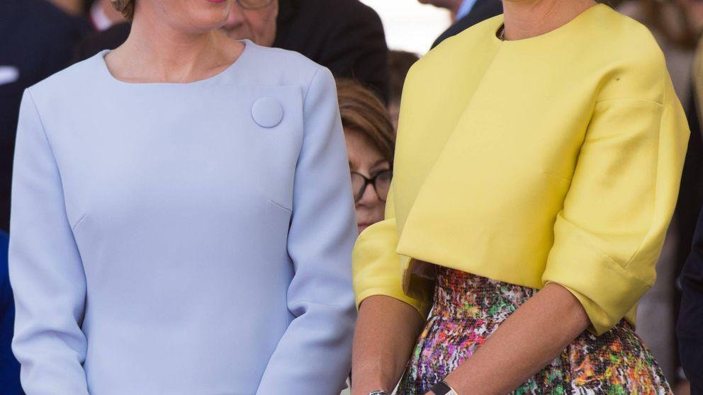 Máxima y Matilde y su nuevo 'round': los otros duelos de las dos reinas