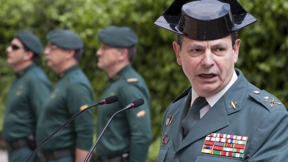 Foto: El director adjunto operativo (DAO) de la Guardia Civil, Laurentino Ceña Coro, en una imagen de archivo. (EFE)