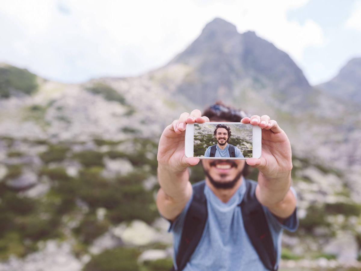 Foto: Lo importante del viaje es buscar la foto perfecta. (iStock)