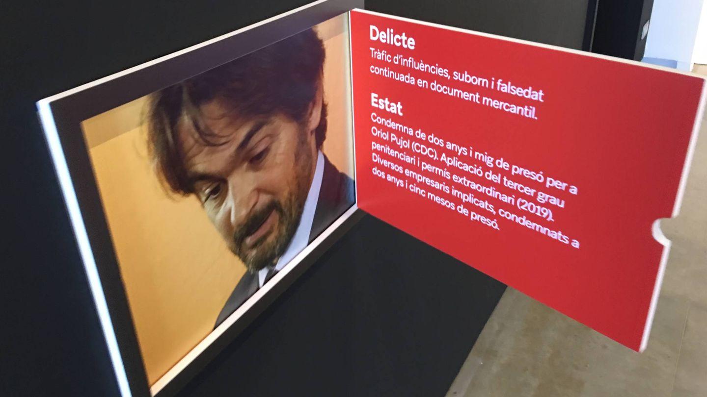 Oriol Pujol, uno de los hijos del histórico dirigente y condenado por corrupción. (A. Fernández)