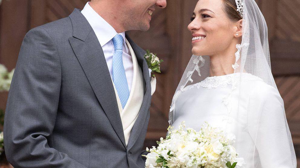 Dos vestidos, expectación y un problema sucesorio: la boda de Nicolás de Rumanía