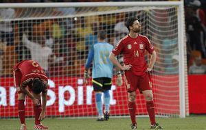 Arbeloa se disfrazó de portero unos minutos tras la lesión de Valdés