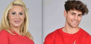 Post de Sergio y Raquel, nominados tras una prueba de líder de infarto